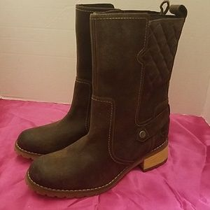 New Womens Timberland Boots.